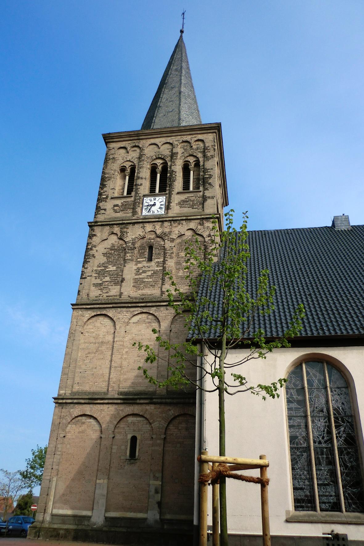 Gemeinde St Pankratius Dingden