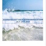 Jugendfreizeit nach Südfrankreich 2018