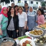 ... von den Flüchtlingsfrauen