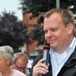 Moderator Norbert Neß