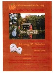 Halloween-Wanderung