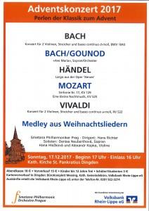Konzert VoBa